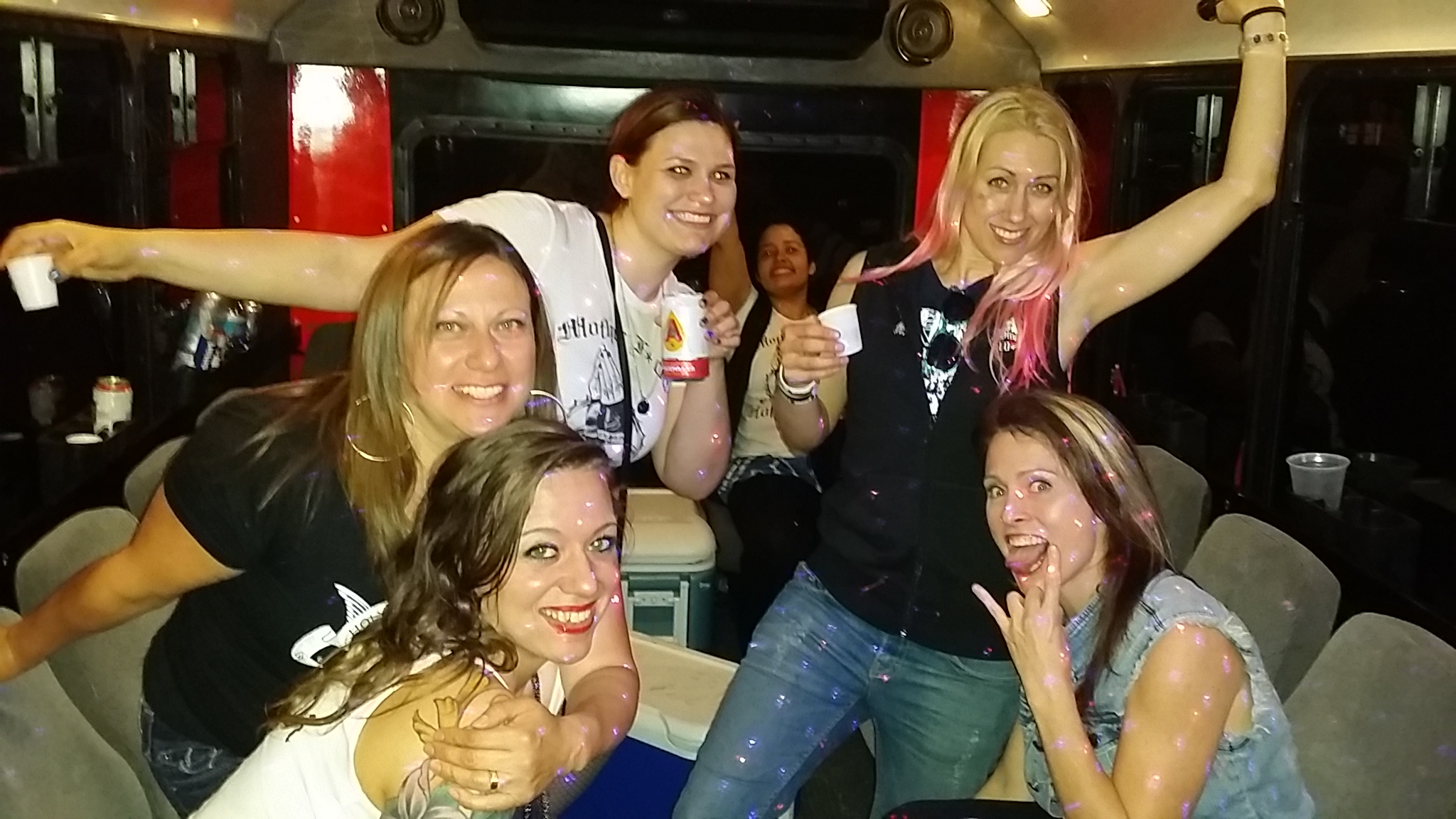 Austin Party Bus Shuttle Rental