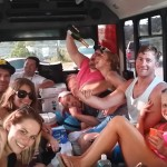 Austin Party Shuttle Fun